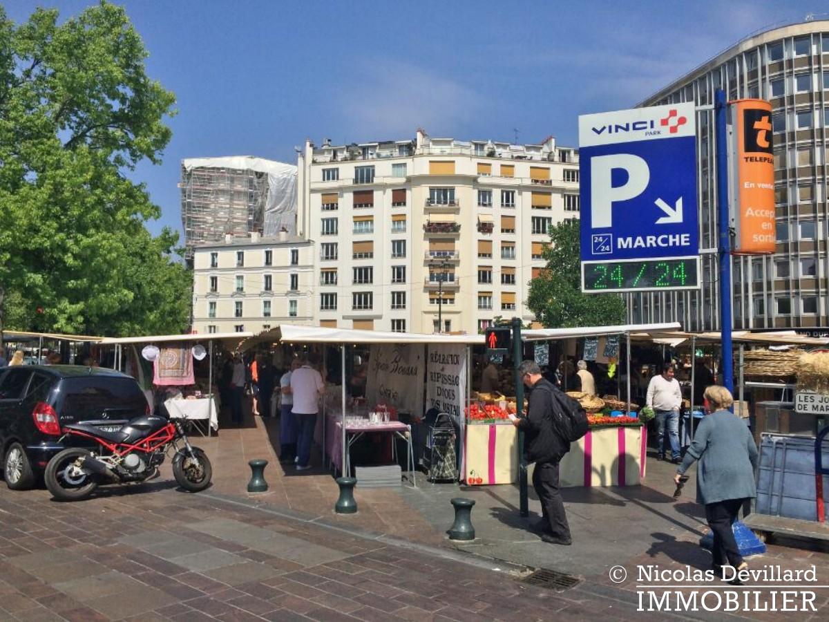 SablonsLycée Pasteur – Refait, calme et balcon plein soleil – 92200 Neuilly sur Seine (14)