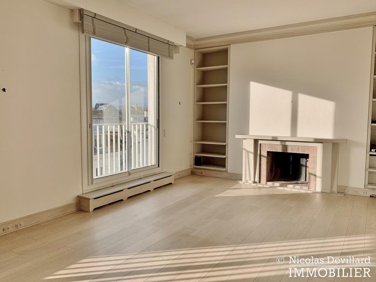 Village d'Auteuil Duplex dernier étage terrasses 75016 Paris (46)