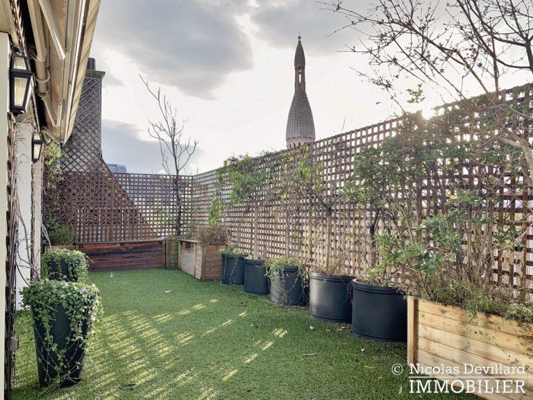 Village d'Auteuil - Duplex dernier étage terrasses - 75016 Paris (50)