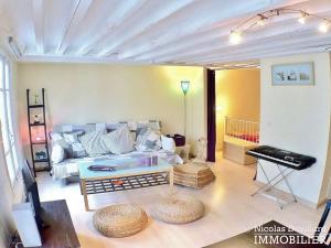 BoëtieMiromesnil – Poutres et balcon 75008 Paris (1)