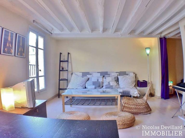 BoëtieMiromesnil – Poutres et balcon -75008 Paris (11)