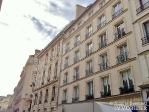 BoëtieMiromesnil – Poutres et balcon 75008 Paris (2)