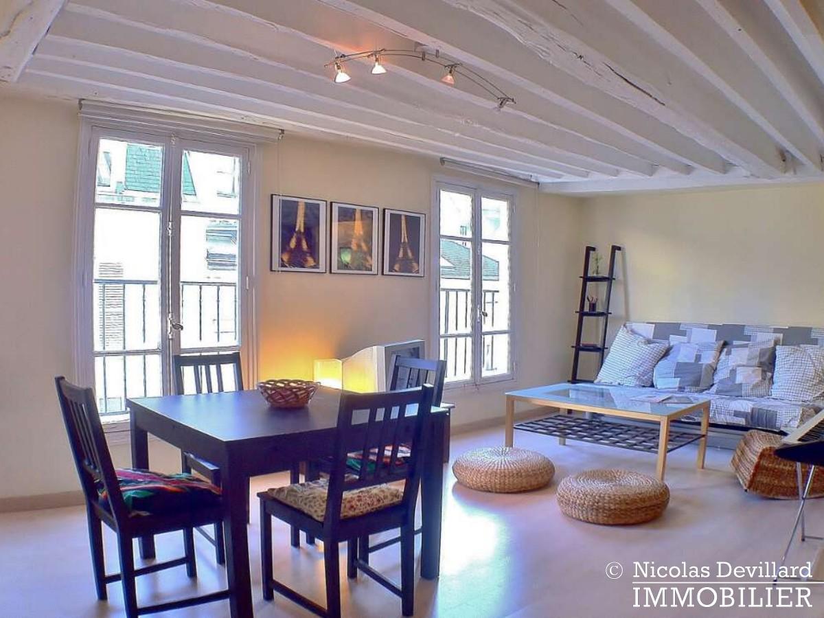 BoëtieMiromesnil – Poutres et balcon 75008 Paris (5)