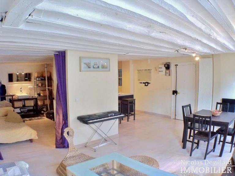 BoëtieMiromesnil – Poutres et balcon -75008 Paris (8)