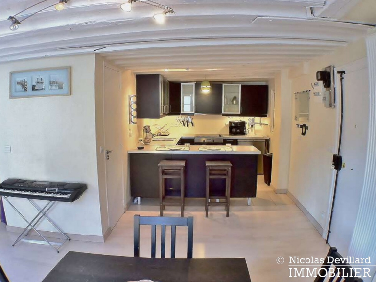 BoëtieMiromesnil – Poutres et balcon -75008 Paris (9)