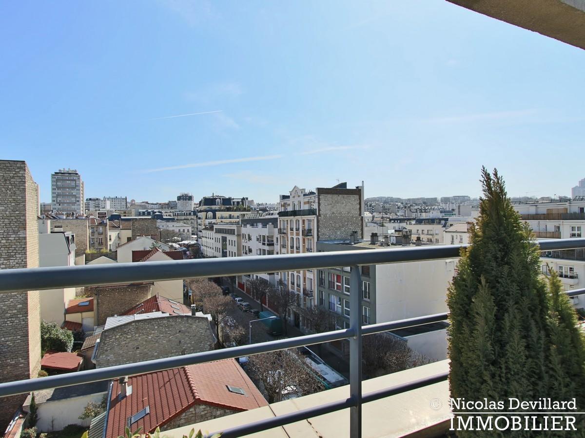 Mairie – Penthouse dernier étage terrasses plein soleil – 92130 Issy lès Moulineaux (40)