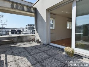 Mairie – Penthouse dernier étage terrasses plein soleil – 92130 Issy lès Moulineaux (42)