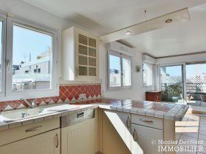 Mairie – Penthouse dernier étage terrasses plein soleil – 92130 Issy lès Moulineaux (51)