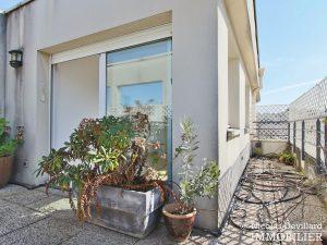 Mairie – Penthouse dernier étage terrasses plein soleil – 92130 Issy lès Moulineaux (54)