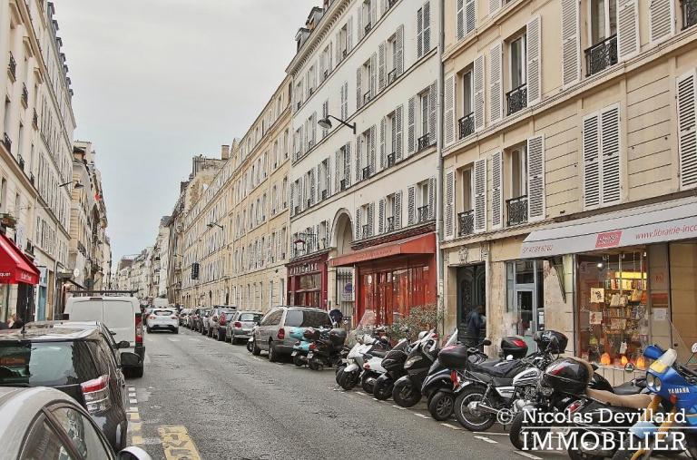 Cherche-Midi – Calme, vaste et bien agencé – 75006 Paris (1)
