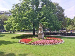 Jardin du RanelaghHenri Martin – Splendide appartement de réception – 75116 Paris (40)