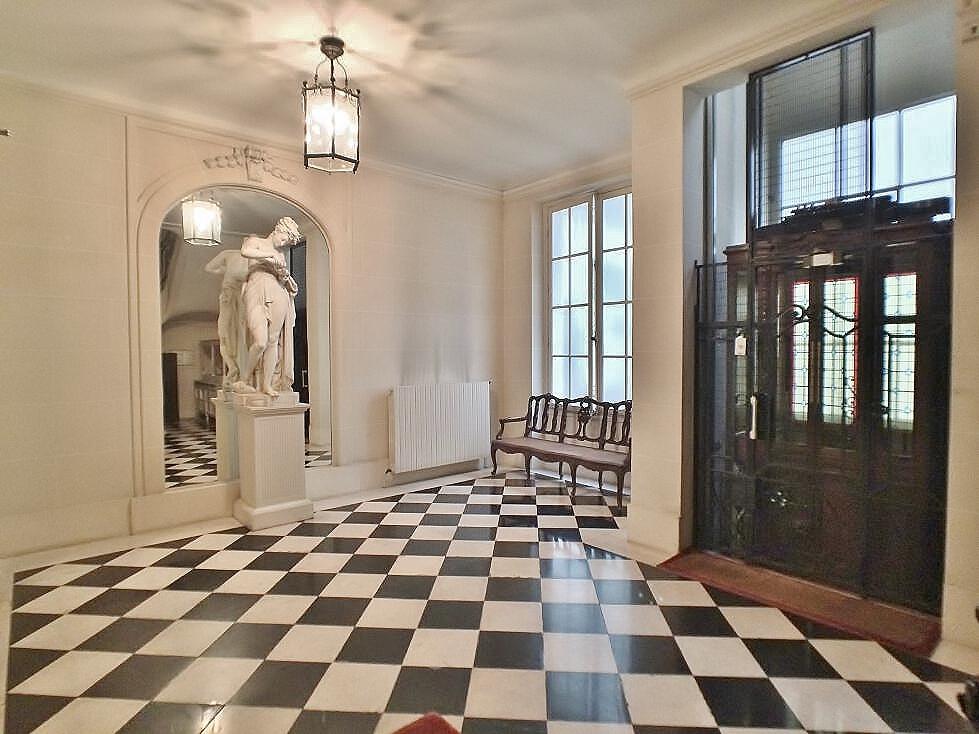 Jardin du RanelaghHenri Martin – Splendide appartement de réception – 75116 Paris (41)