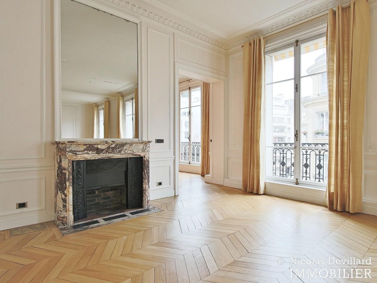 Jardin du RanelaghHenri Martin – Splendide appartement de réception – 75116 Paris(64)