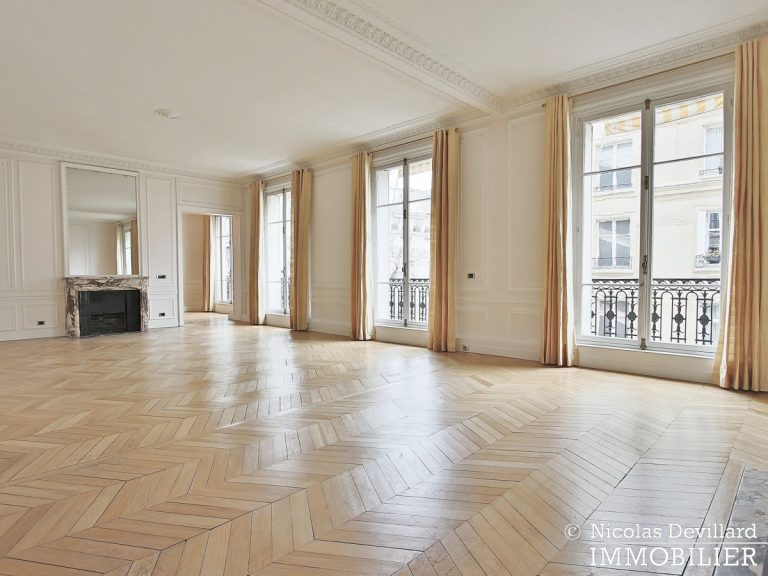 Jardin du RanelaghHenri Martin – Splendide appartement de réception – 75116 Paris(65)