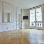 Jardin du RanelaghHenri Martin – Splendide appartement de réception – 75116 Paris(78)