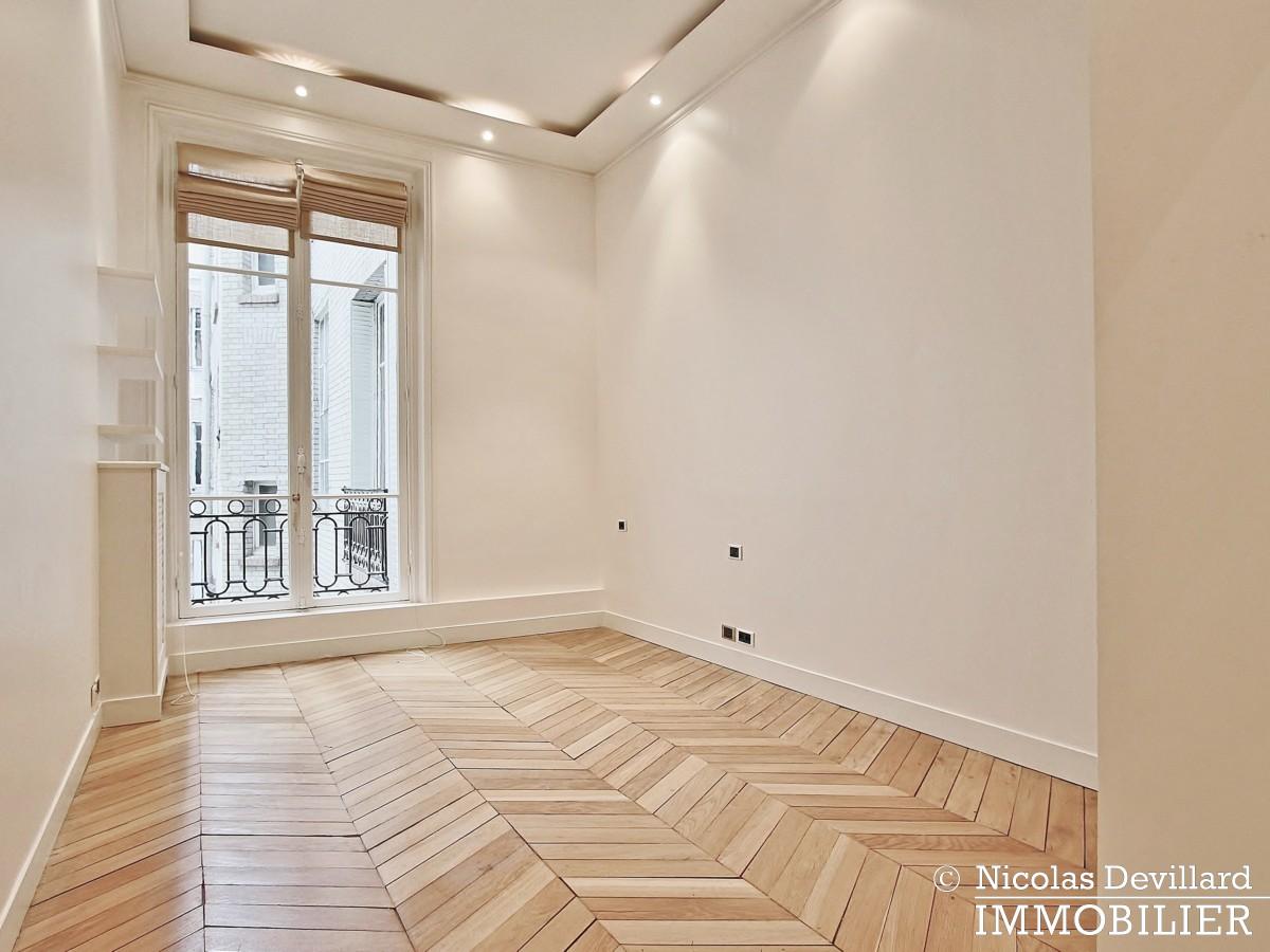 Jardin du RanelaghHenri Martin – Splendide appartement de réception – 75116 Paris(85)