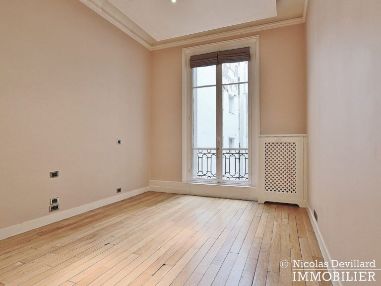 Jardin du RanelaghHenri Martin – Splendide appartement de réception – 75116 Paris(87)