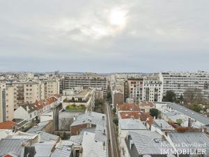 Michel AngeExelmans – Vue dégagée, plein sud et terrasse – 75016 Paris (1)
