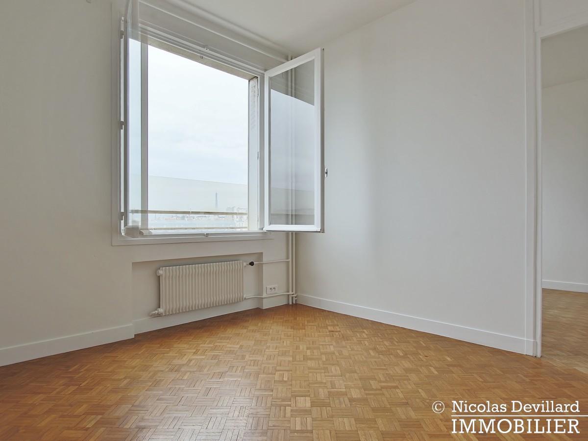 Michel AngeExelmans – Vue dégagée, plein sud et terrasse – 75016 Paris (11)