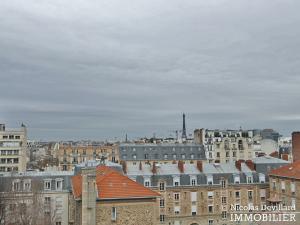 Michel AngeExelmans – Vue dégagée, plein sud et terrasse – 75016 Paris (12)