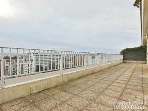 Michel AngeExelmans – Vue dégagée, plein sud et terrasse – 75016 Paris (15)