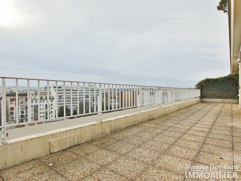 Michel-AngeExelmans – Vue dégagée, plein sud et terrasse – 75016 Paris (15)