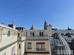 Pierre 1er de SerbieMarceau – Dernier étage rénové au calme – 75116 Paris (18)