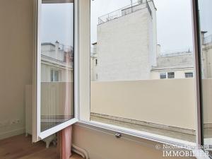 Pierre 1er de SerbieMarceau – Dernier étage rénové avec terrasse – 75116 Paris (20)