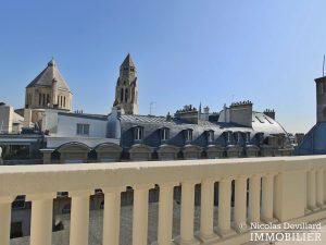 Pierre 1er de SerbieMarceau – Dernier étage rénové avec terrasse – 75116 Paris (31)