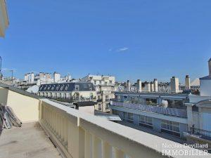 Pierre 1er de SerbieMarceau – Dernier étage rénové avec terrasse – 75116 Paris (32)