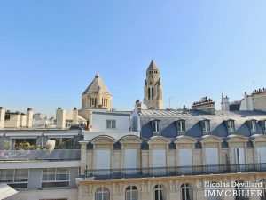Pierre 1er de SerbieMarceau – Dernier étage rénové avec terrasse – 75116 Paris (33)
