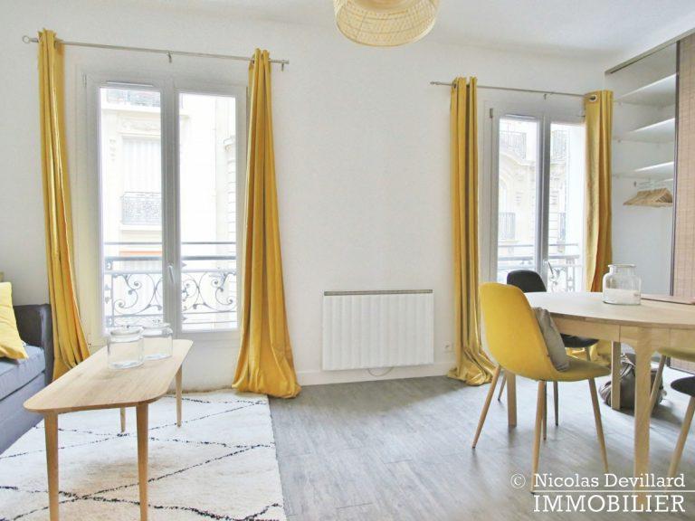 TernesPoncelet – Charmant studio refait à neuf – 75017 Paris (11)