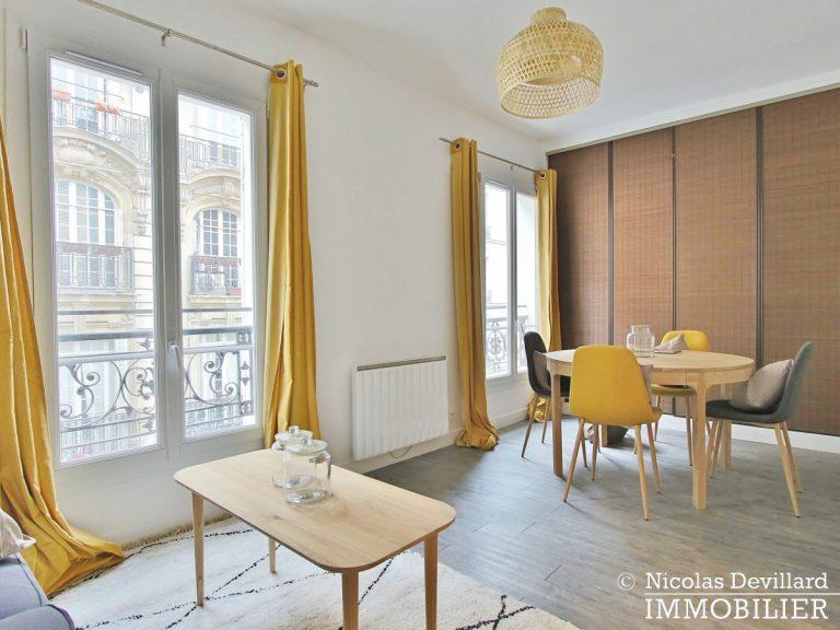 TernesPoncelet – Charmant studio refait à neuf – 75017 Paris (3)