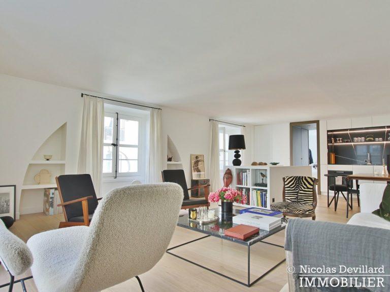 Varenne – Superbement rénové, très lumineux et charme pur – 75007 Paris (14)