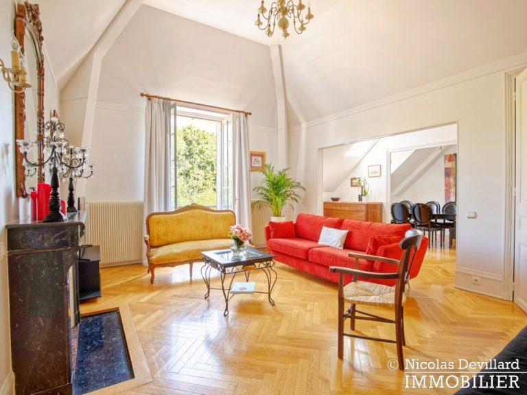 VersaillesMontreuil – Dernier étage et beaux volumes dans un hôtel particulier – 78000 Versailles (15)