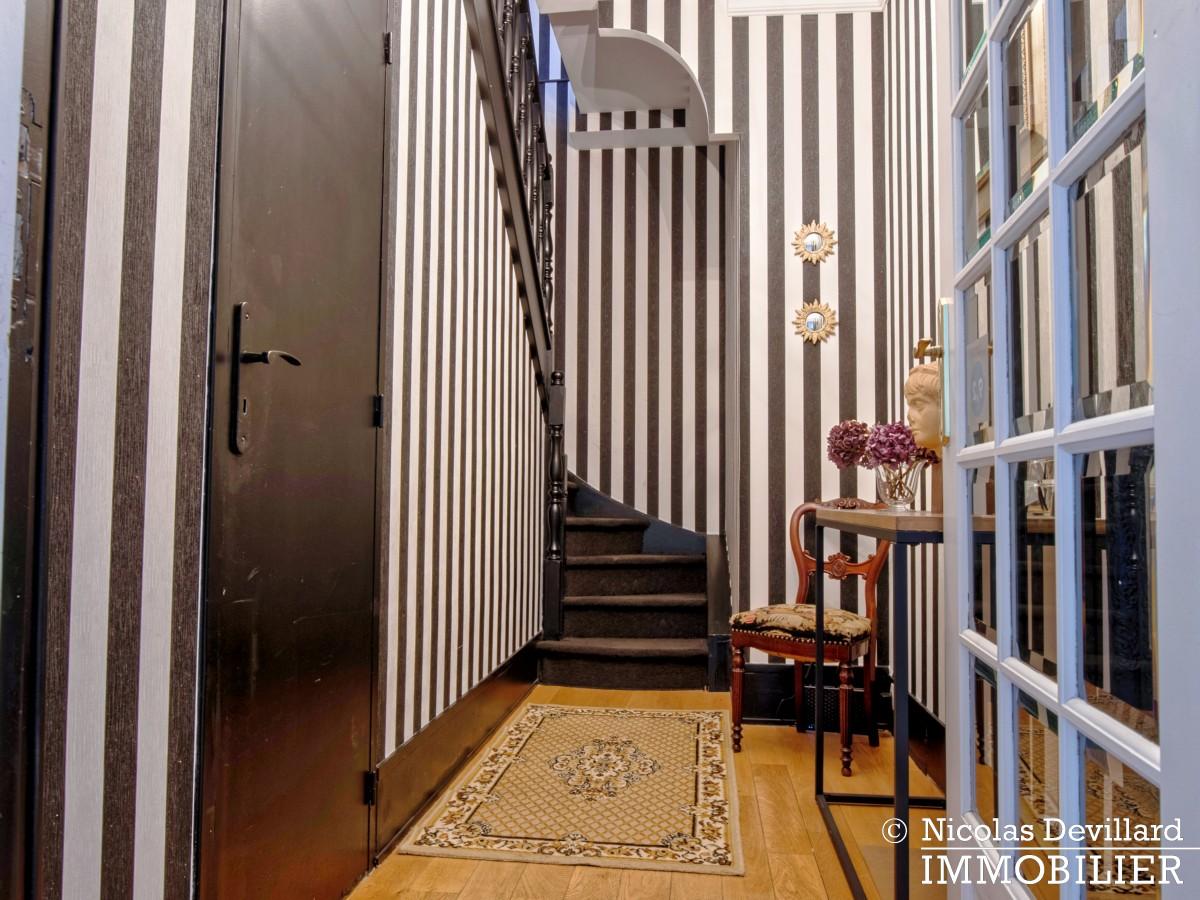 VersaillesMontreuil – Dernier étage et beaux volumes dans un hôtel particulier – 78000 Versailles (9)