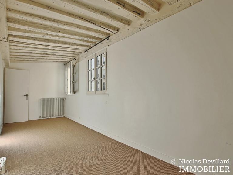Village Montorgueil – Plein sud, au calme et beaux volumes – 75002 Paris (15)