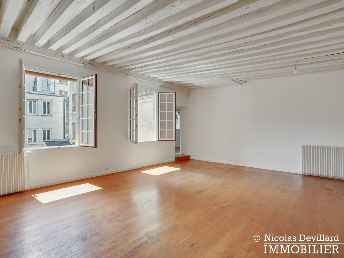 Village Montorgueil – Plein sud, au calme et beaux volumes – 75002 Paris (27)