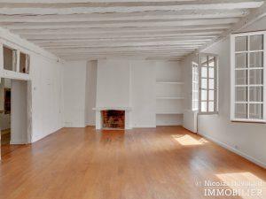 Village Montorgueil – Plein sud, au calme et beaux volumes – 75002 Paris (31)
