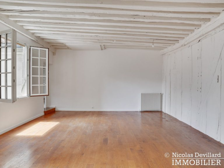 Village Montorgueil – Plein sud, au calme et beaux volumes – 75002 Paris (33)