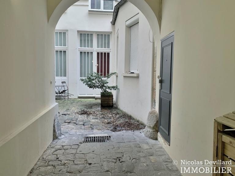 Village Montorgueil – Plein sud, au calme et beaux volumes – 75002 Paris (4)