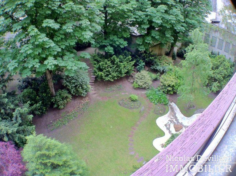 EtoileIéna - Grand standing sur jardin - 75116 Paris (12)