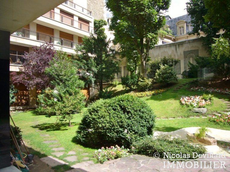 EtoileIéna - Grand standing sur jardin - 75116 Paris (18)