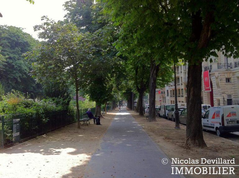 EtoileIéna - Grand standing sur jardin - 75116 Paris (19)