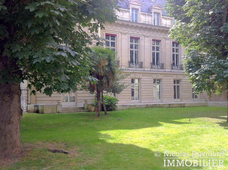 EtoileIéna - Grand standing sur jardin - 75116 Paris (20)