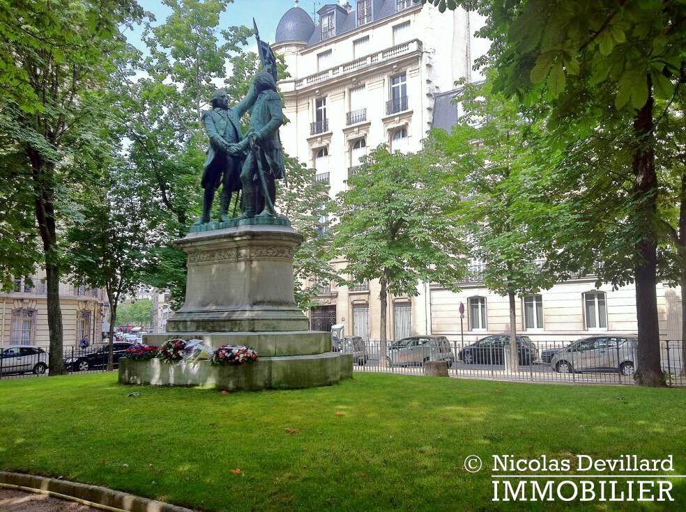 EtoileIéna Grand standing sur jardin 75116 Paris (21)