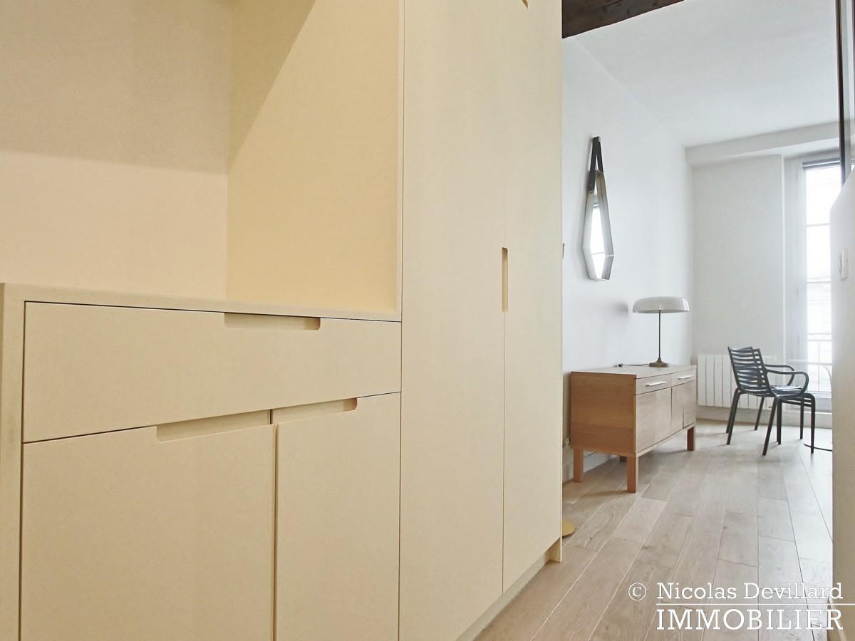 MaraisSaint Paul – Inspiration loft, volumes et rénové – 75004 Paris (22)