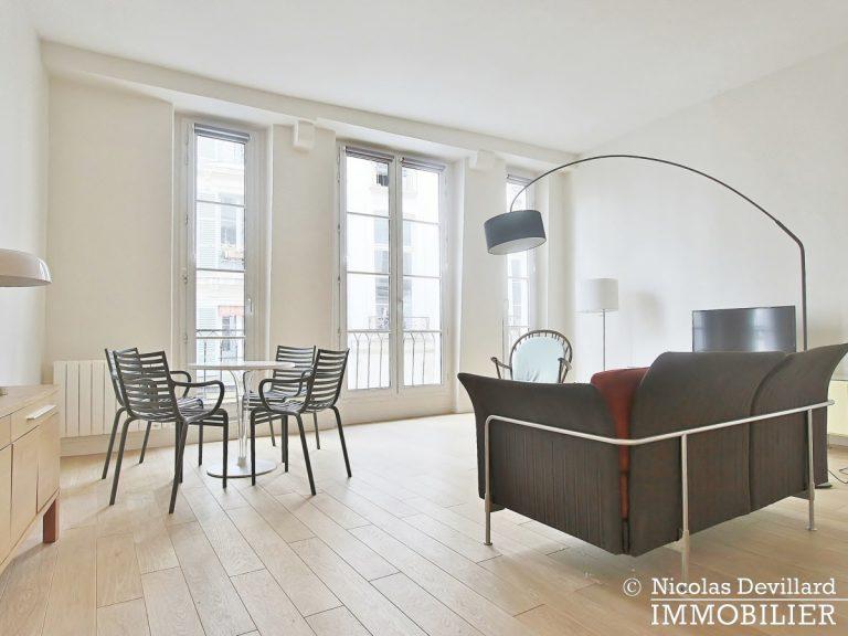 MaraisSaint-Paul – Inspiration loft, volumes et rénové – 75004 Paris (23)