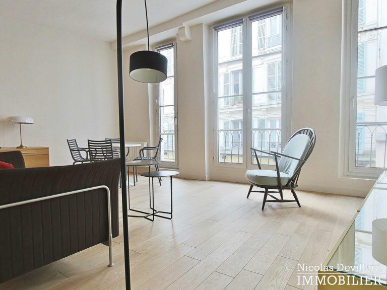 MaraisSaint-Paul – Inspiration loft, volumes et rénové – 75004 Paris (25)