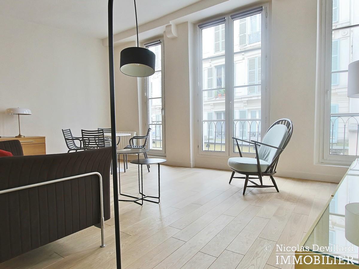 MaraisSaint Paul – Inspiration loft, volumes et rénové – 75004 Paris (25)
